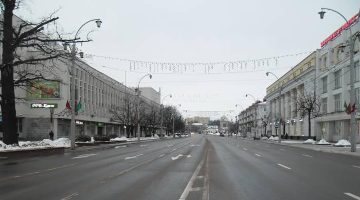 витебск, замковая улица
