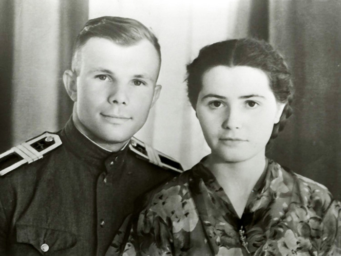 С супругой Валентиной. Фото: oede.by