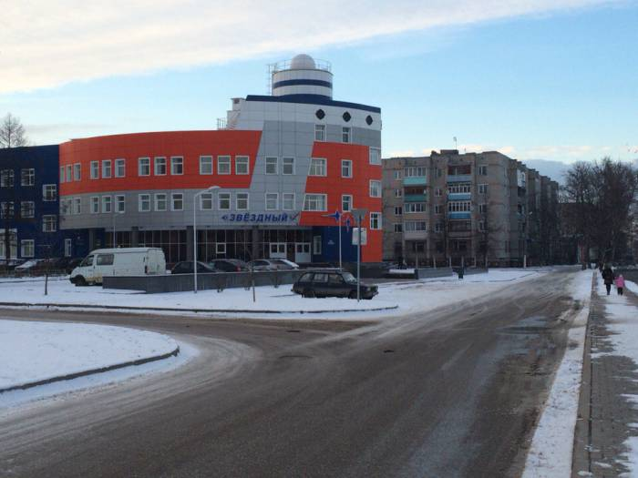 Детский центр творчества «Звездный». Фото: Аля Покровская