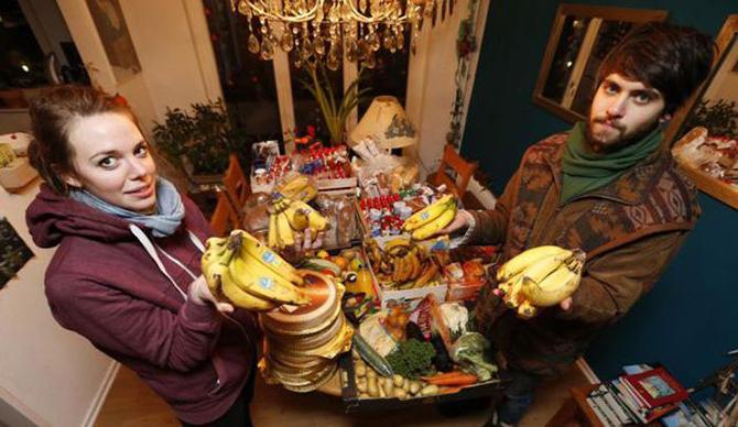Ненужные продукты могут еще пригодится. Фото vgil.ru