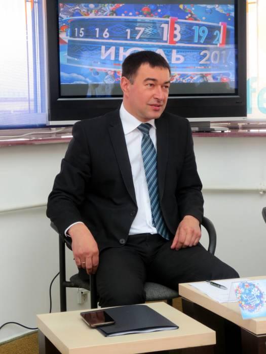 Александр Сидоренко рассказал о новостях юбилейного фестиваля. Фото: Аля Покровская