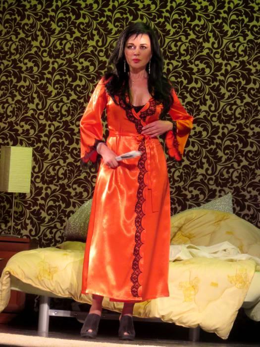 Секси-леди Заворотнюк. Фото: Аля Покровская
