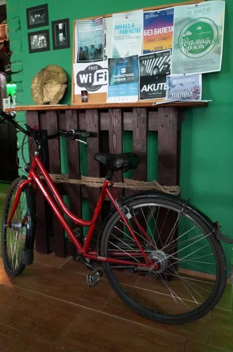 Велосипед — это транспорт будущего, для которого не страшны пробки и глобальный топливный кризис. Фото Алена Евдокимова