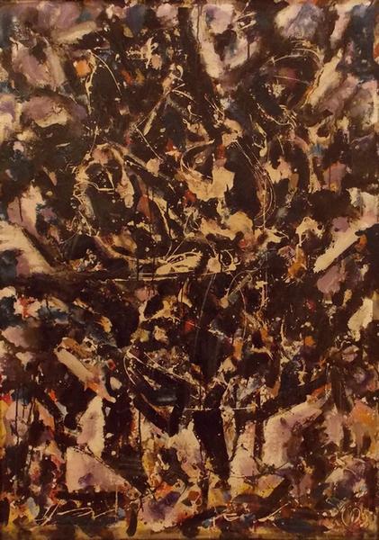 Соловьёв, авангард, абстракционизм, Корженевский