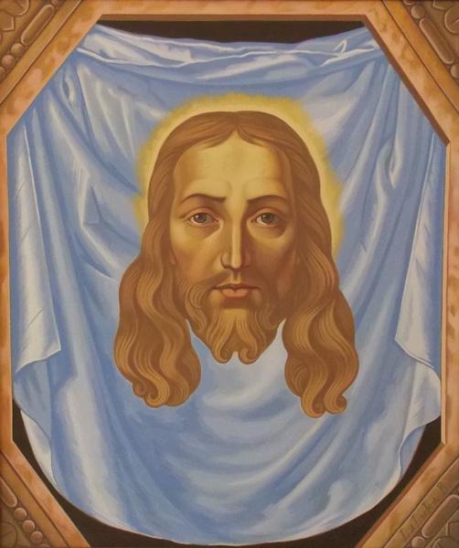 Лалыко, живопись, Христос, ВГМУ, Корженевский