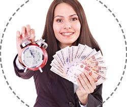Быстрые займы: выглядит оптимистично, но на самом деле... Фото webmoneycredit.org
