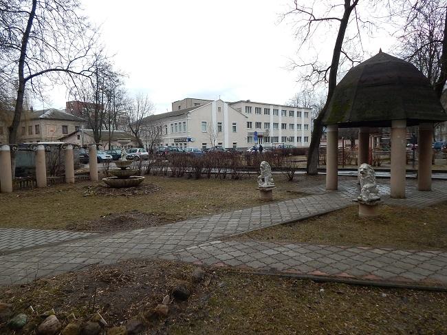 детская площадка, улица Космонавтов