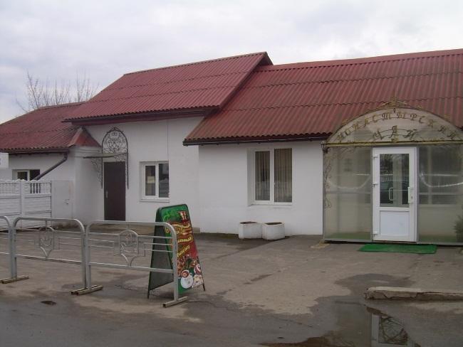 спасо-евфросиниевский монастырь, полоцк, чайная