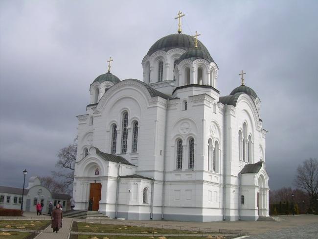 крестовоздвиженский собор, полоцк, спасо-евфросиниевский монастырь