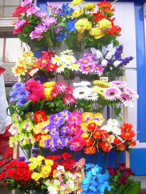 цветы, центральный рынок