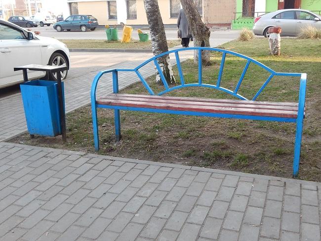 лавочки, скамейки, городские лавочки
