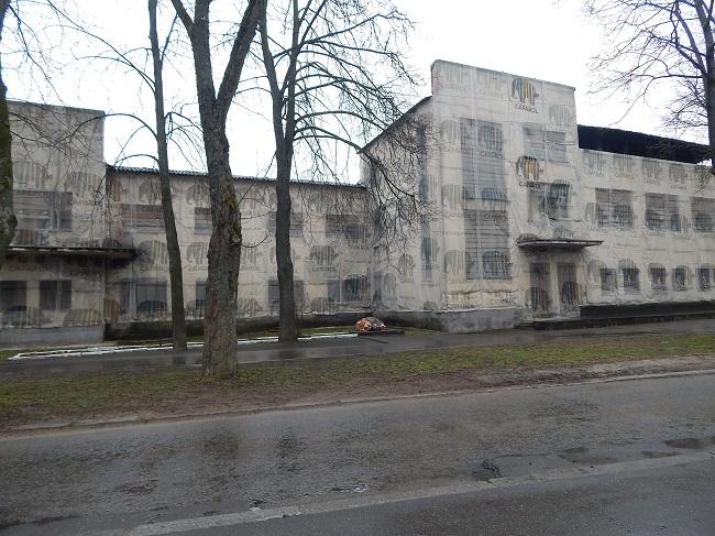 клуб металлистов, улица энгельса, витебск