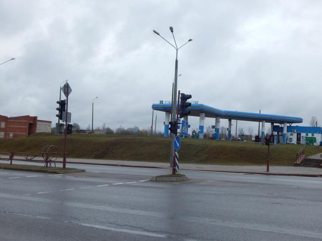 светофоры, керамзитовый завод, улица гагарина