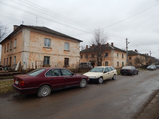 улица гагарина, дома под снос, журжево