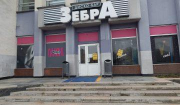 клуб зебра, витебск