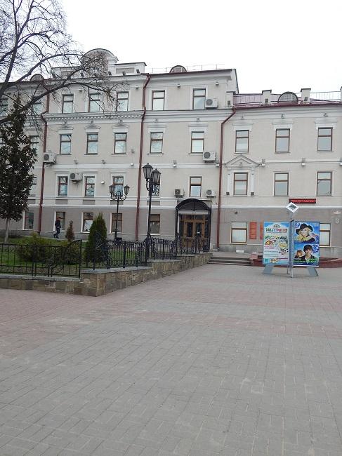 дом культуры, улица маяковского, витебск
