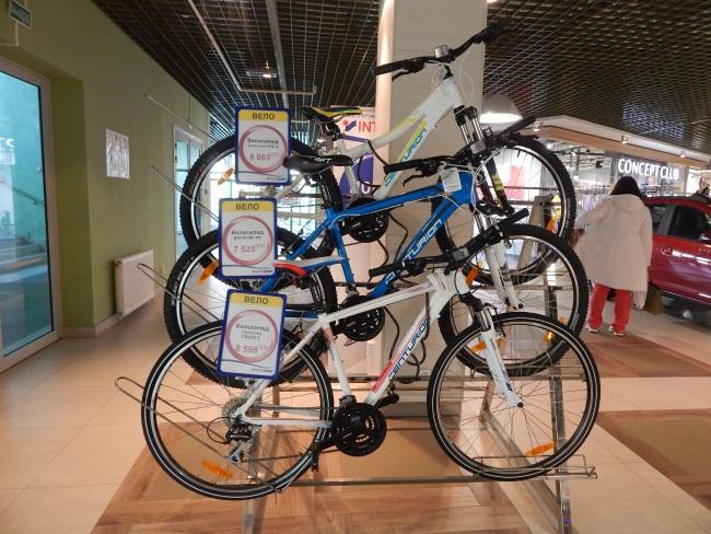 велосипед, ТЦ Грин, горные велосипеды дорого