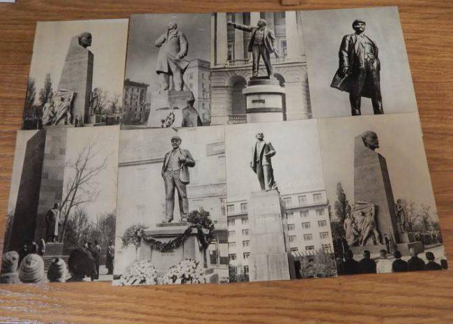 ленин, открытки о Ленине, музей Ленина, школа №31
