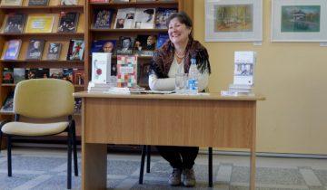 юлия лешко, новополоцк, встреча с читателями