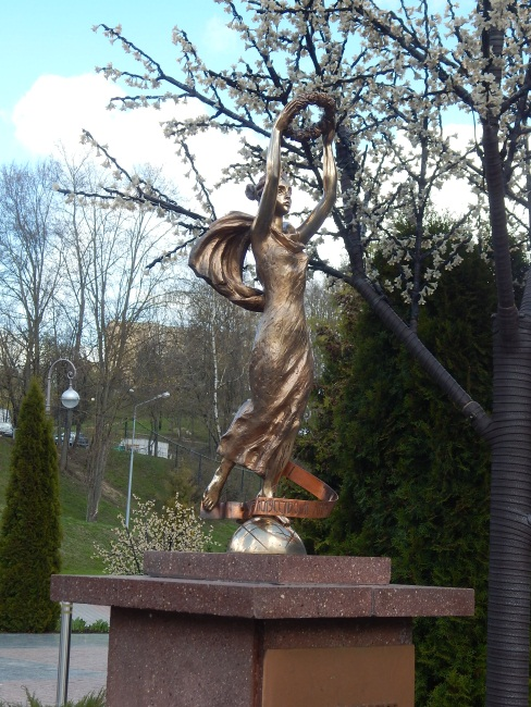 богиня ника, летний амфитеатр, аллея звезд