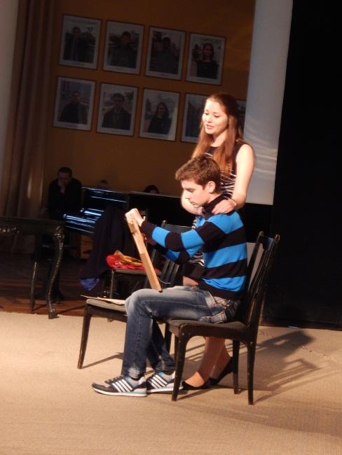 театр роздум, сценические чтения