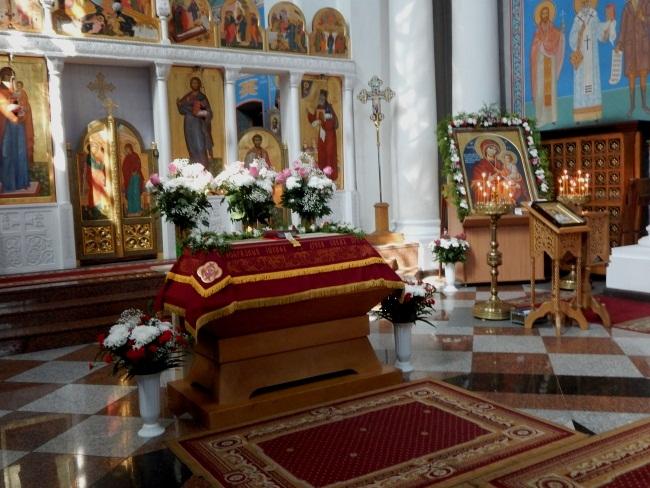 воскресенская церковь, пасха