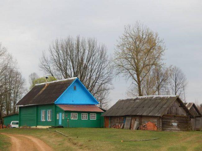шеляги, дом в деревне, бесплатный отдых