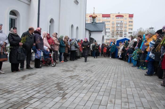 Свято-Георгиевская церковь. Фото Анастасии Вереск