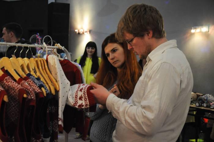 Дизайнерская одежда с национальным колоритом от belarusam.by пользовалась заметной популярностью. Фото Анастасии Вереск