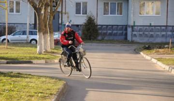 ... когда каждый второй - на велосипеде. Фото Анастасии Вереск