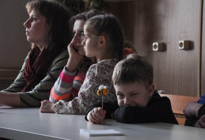 Мастер-класс по валянию из шерсти не прошел даром! Фото Анастасии Вереск
