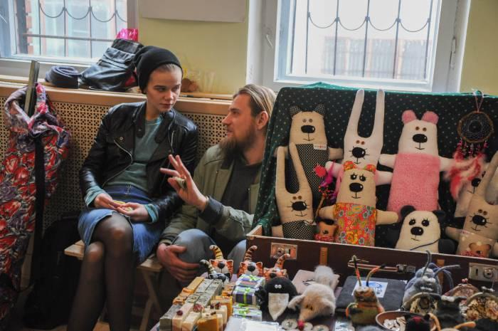 Чемоданчик с чудесами. Фото Анастасии Вереск