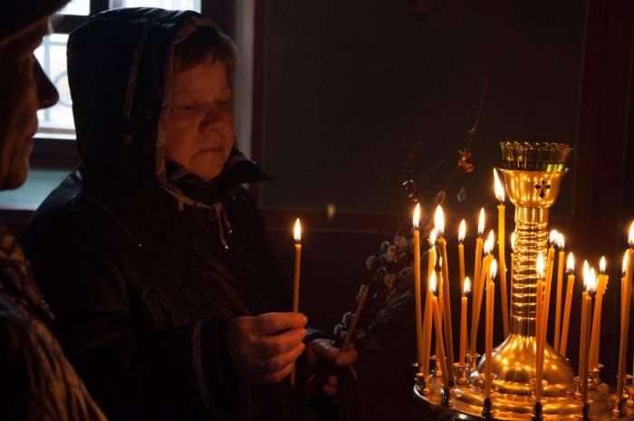 Молитва. Фото Анастасии Вереск