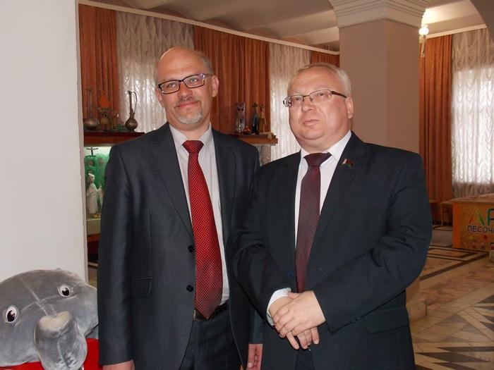 Грыгор'еў, Цярэнцьеў, Віцебск, Лялька, Каржанеўскі