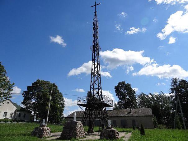 Эйфелева башня Париж Витебск