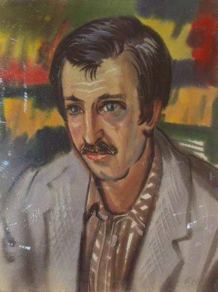 Гумен, Барсуков, портрет, Корженевский