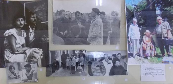 Гумен, музей, Корженевский