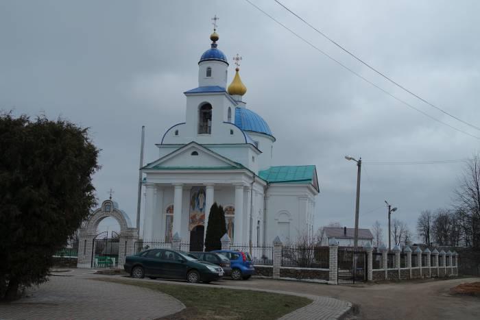 Гречко церковь