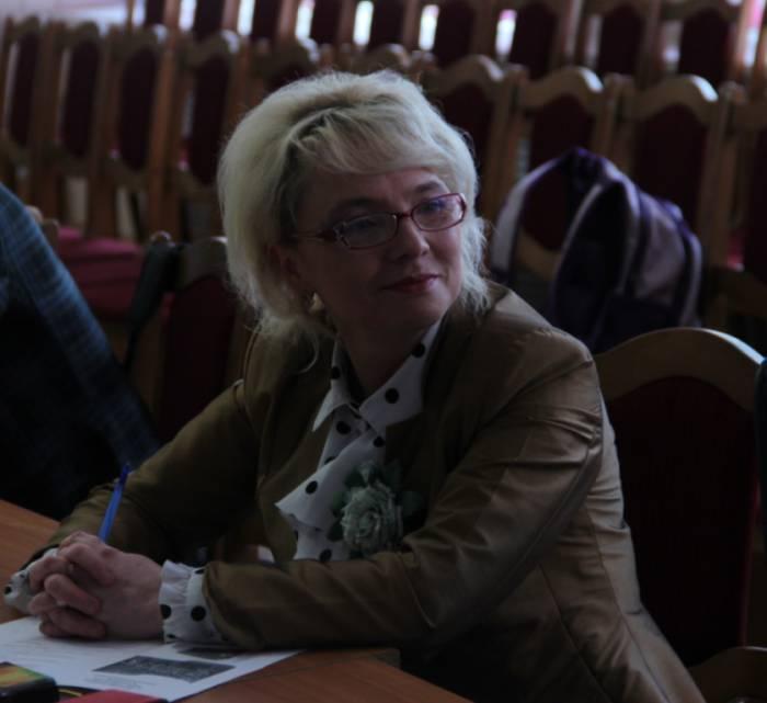 ВГМУ, Марина Дерябина
