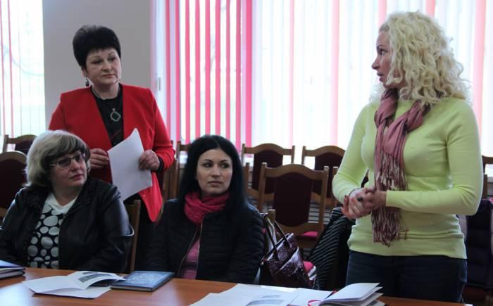 ВГУ имени П.М. Машерова, семинар
