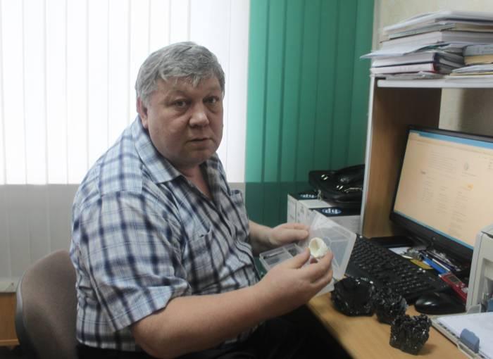 витебск, геолог, Александр Галкин