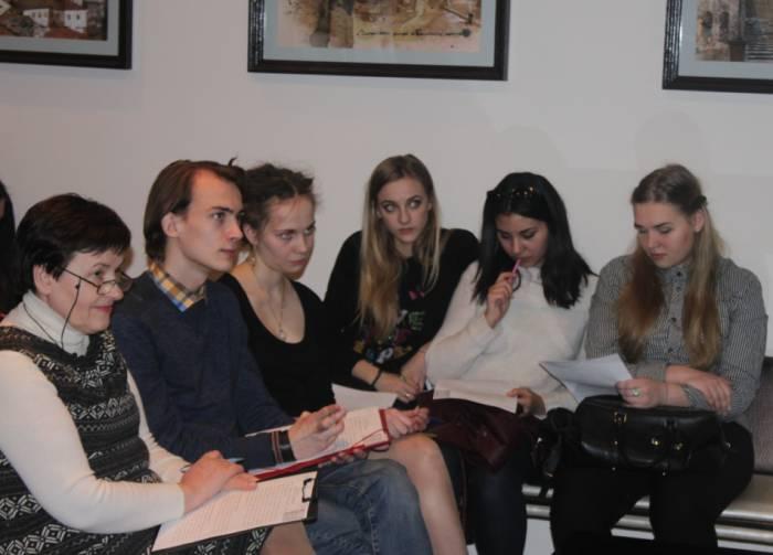 """курсы """"Мова нанова"""", Віцебск"""