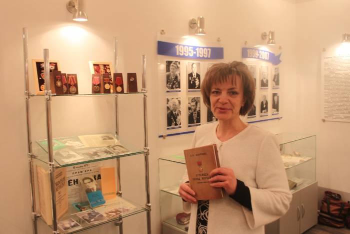 Елена Мовсесян, музей почетных граждан города Витебска