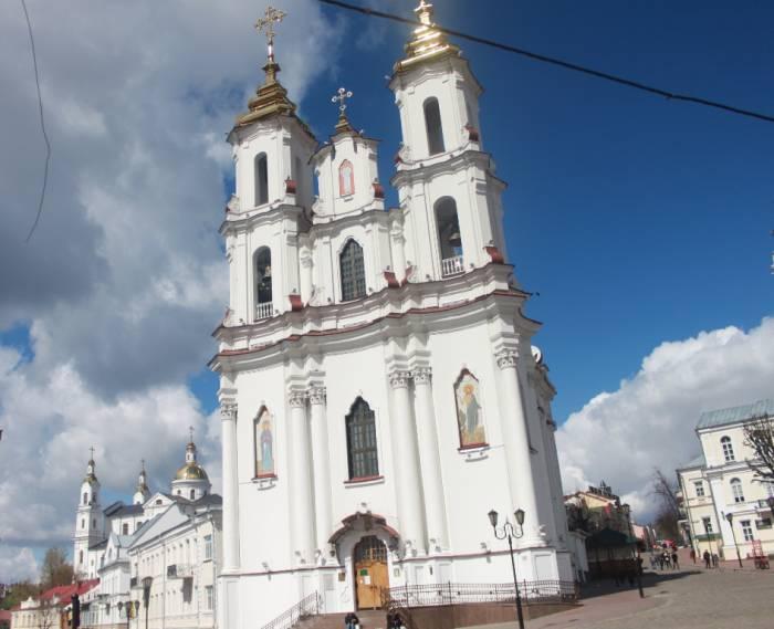 витебск, храм, свято-воскресенская церковь