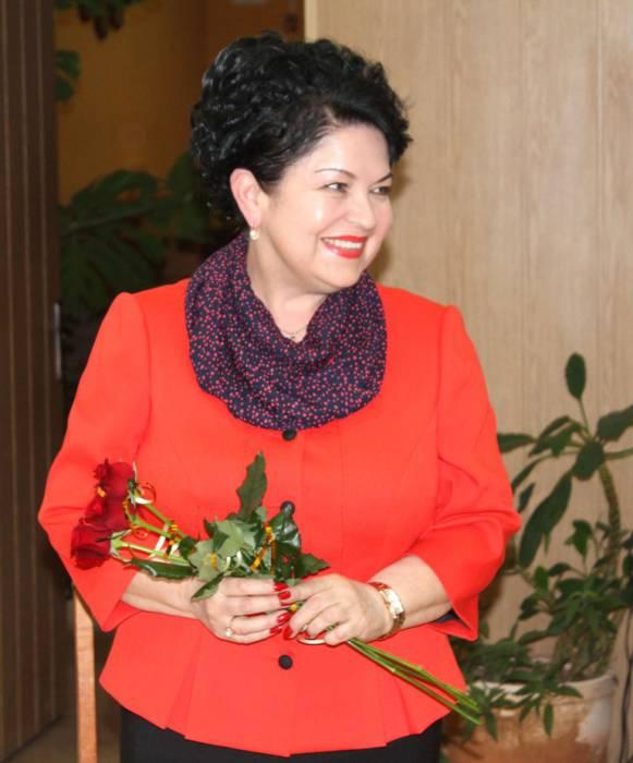 Ольга Маслюкова, Витебск