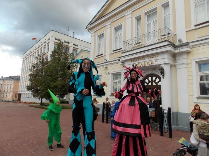 Лялька, Віцебск, Каржанеўскі