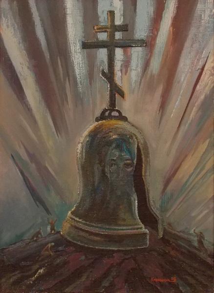 Кирюшкин, Чернобыль, живопись, Корженевский