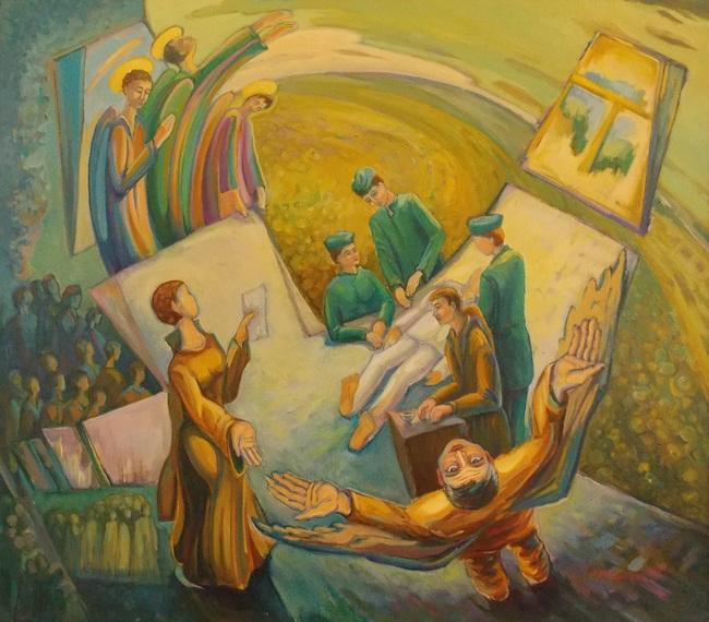 Кирюшкин, молитва, мистика, Корженевский