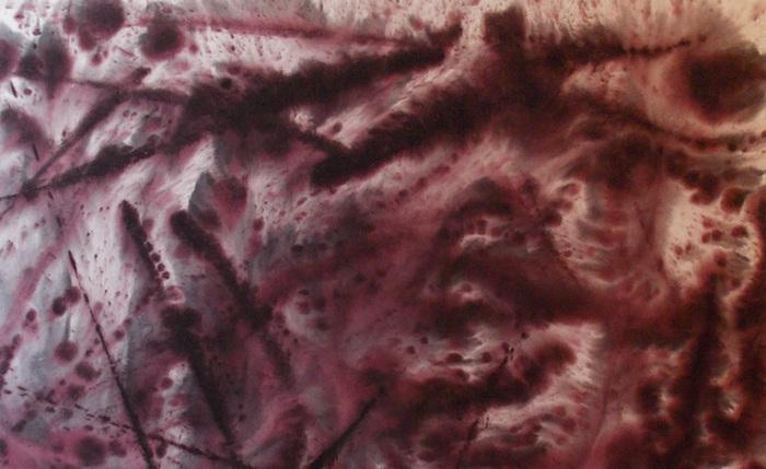Бранштетер, живопись, абстракт, Корженевский