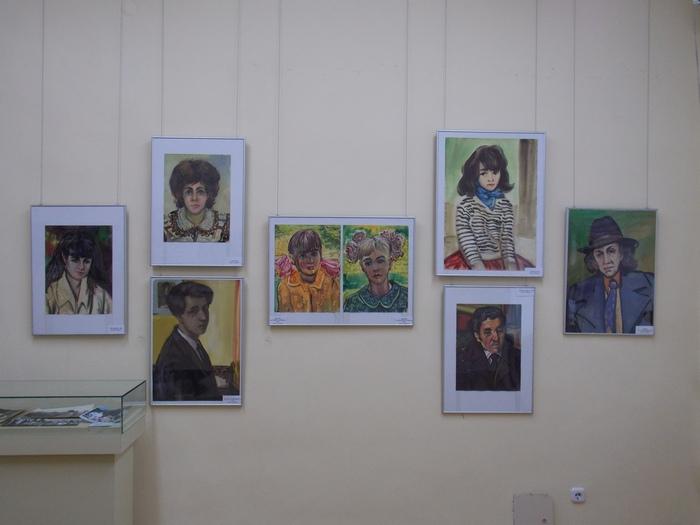 портрет, Гумен, Корженевский